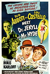 Primary photo for Abbott and Costello Meet Dr. Jekyll and Mr. Hyde