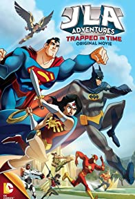 Primary photo for JLA Adventures: Trapped in Time