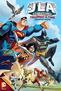 Watch online video movies JLA Adventures: Trapped in Time by Butch Lukic [1680x1050]