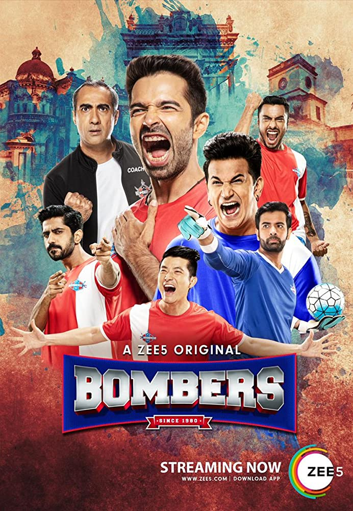 Bombers (2019) Hindi Season 1 Complete