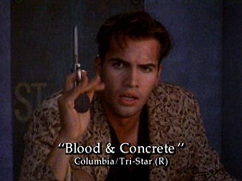 Blood And Concrete: A Love Story
