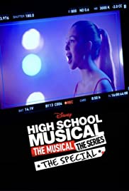 High School Musical: The Musical: The Series: The Special Poster