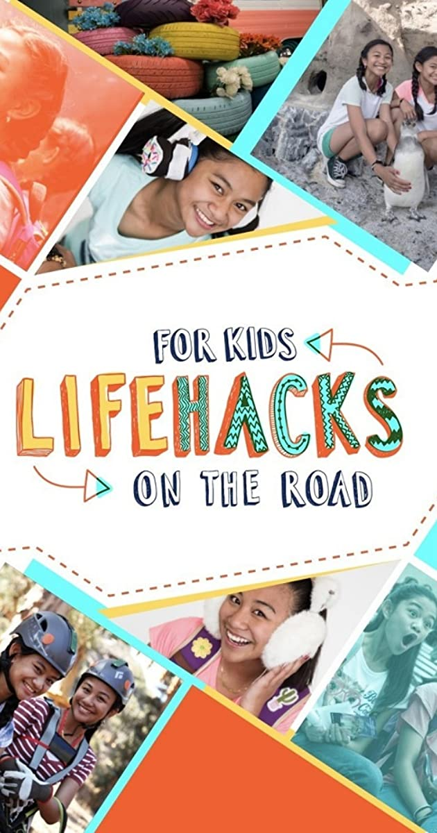 Download Life Hacks for Kids: On the Road or watch streaming online complete episodes of  Season 1 in HD 720p 1080p using torrent