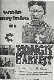 Kongi's Harvest Poster