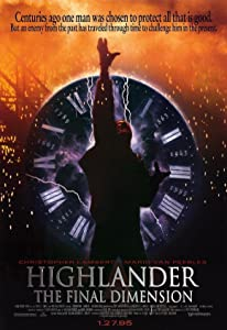 Highlander: The Final Dimension in hindi 720p