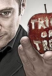 Derren Brown: Trick or Treat Poster