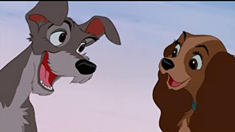 Lady And The Tramp 1955 Imdb