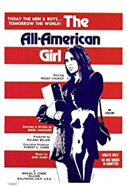 The All-American Girl Poster