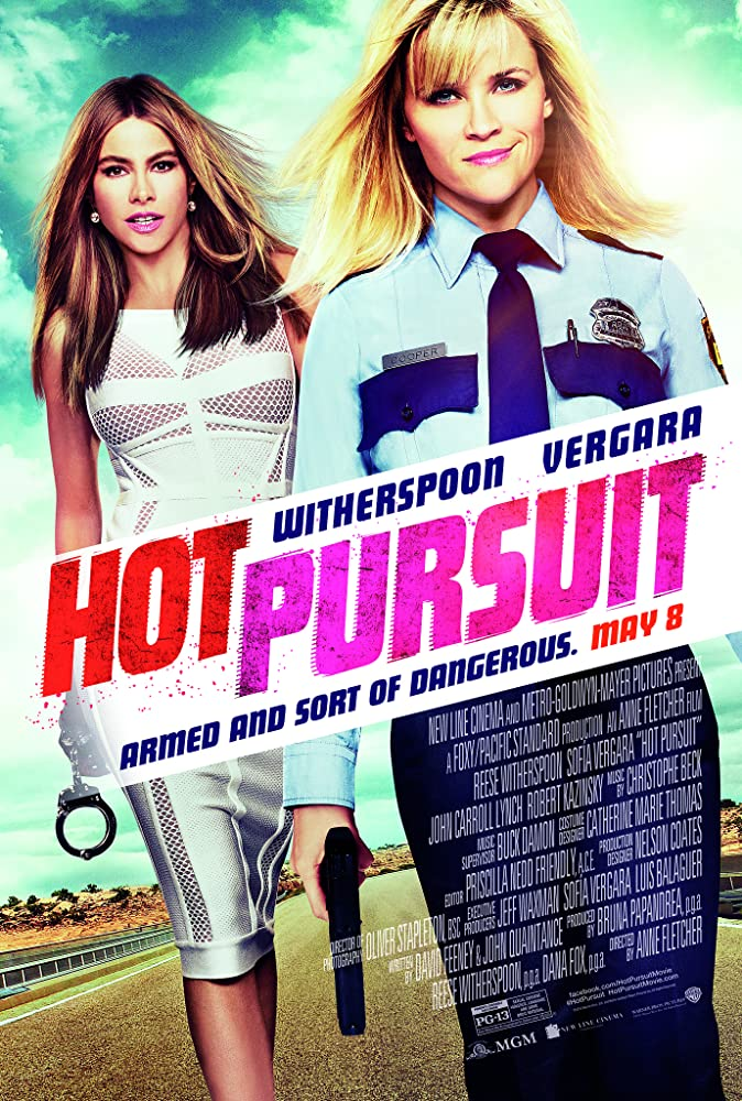 18+ Hot Pursuit (2015) English 300MB WEBRip 480p