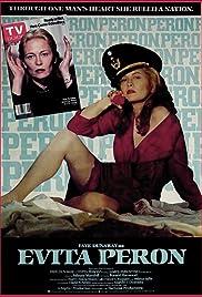 Evita Peron(1981) Poster - Movie Forum, Cast, Reviews