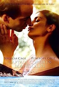 John Hurt and Penélope Cruz in Captain Corelli's Mandolin (2001)