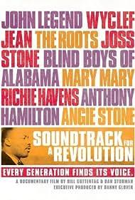 Soundtrack for a Revolution (2021) Poster - Movie Forum, Cast, Reviews