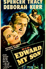 Deborah Kerr and Spencer Tracy in Edward, My Son (1949)