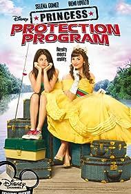 Selena Gomez and Demi Lovato in Princess Protection Program (2009)