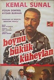 Boynu Bükük Küheylan Poster
