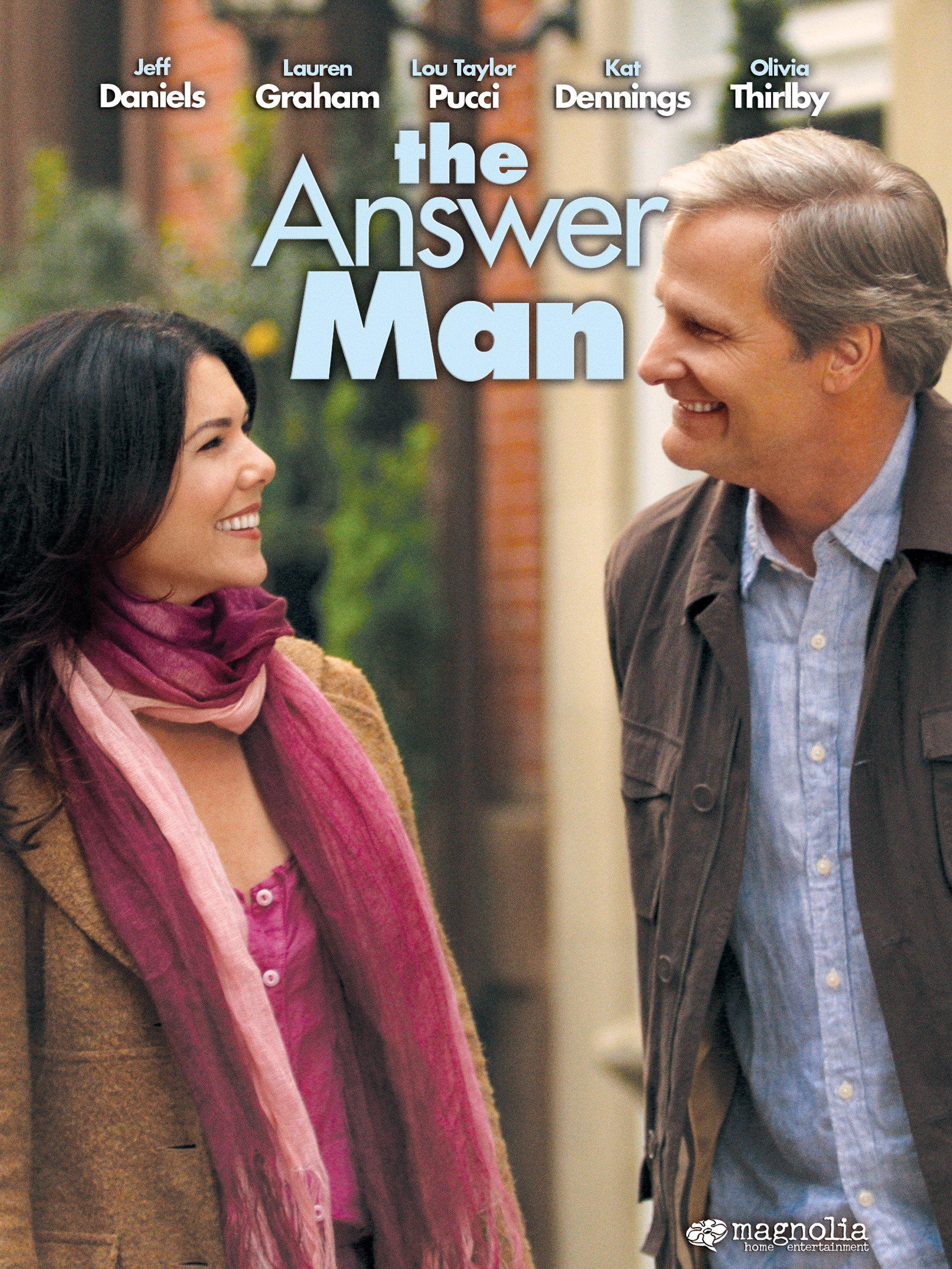 The Answer Man (2009) - IMDb