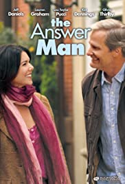 The Answer Man Poster