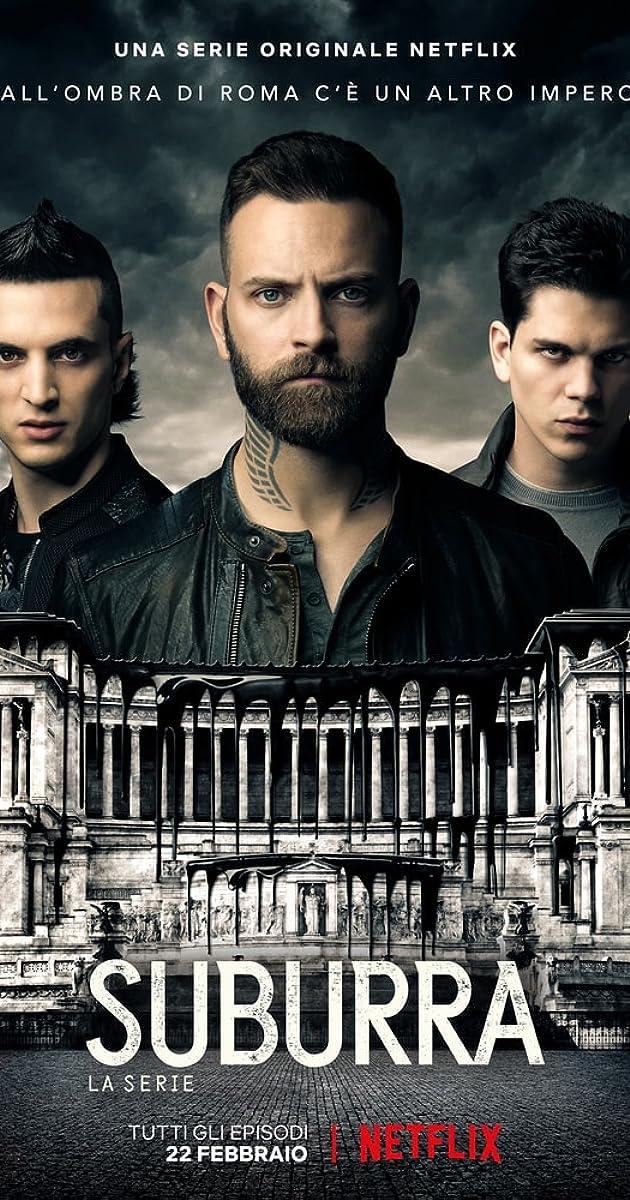 Suburra Blood On Rome Tv Series 20172019 Imdb
