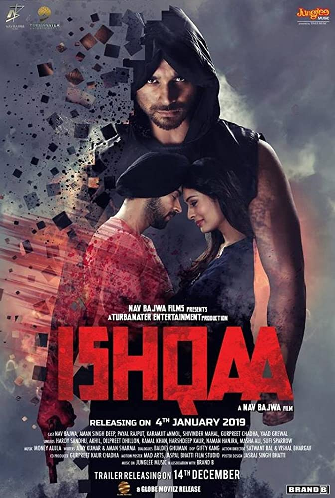 View Ishqaa (2019) Movie poster on 123movies