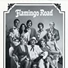Morgan Fairchild, Mark Harmon, Stella Stevens, Kevin McCarthy, Howard Duff, John Beck, Woody Brown, Cristina Raines, and Barbara Rush in Flamingo Road (1980)