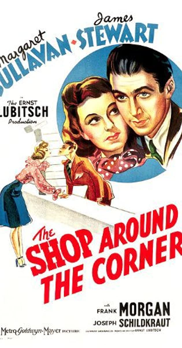 The Shop Around the Corner (1940) - IMDb