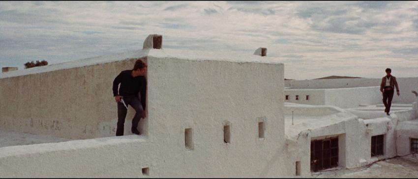 Giuliano Gemma in Una pistola per Ringo (1965)