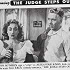 Alexander Knox and Ann Sothern in The Judge Steps Out (1948)
