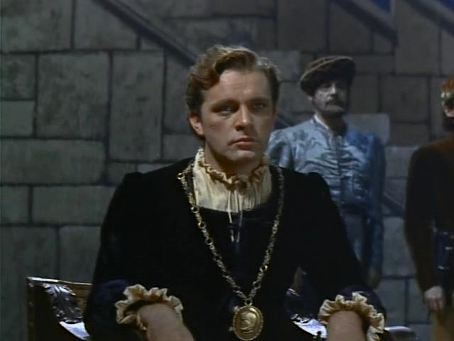 Richard Burton in Prince of Players (1955)