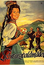 The Black Forest Girl Poster