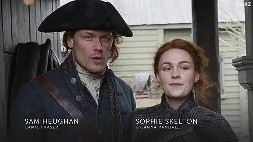 Outlander: The Fraser Family Comes Together