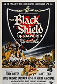 The Black Shield of Falworth (1954) Poster - Movie Forum, Cast, Reviews