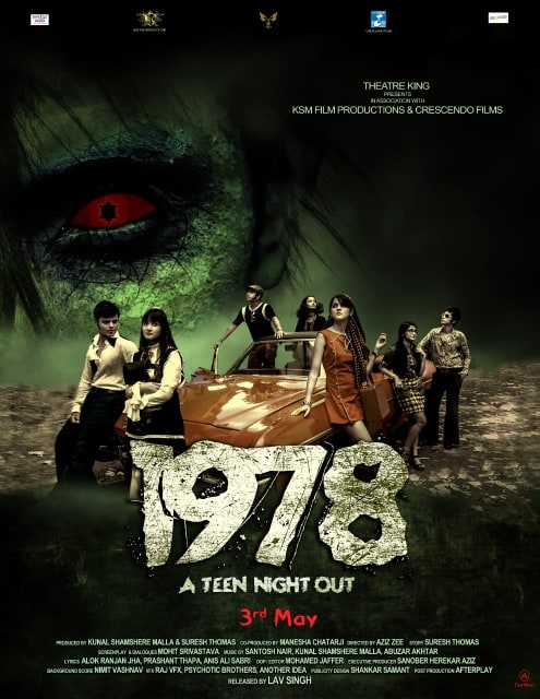 1978 A Teen Night Out 2019 Hindi 350MB HDRip Download
