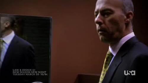 Law & Order: Criminal Intent: Goren