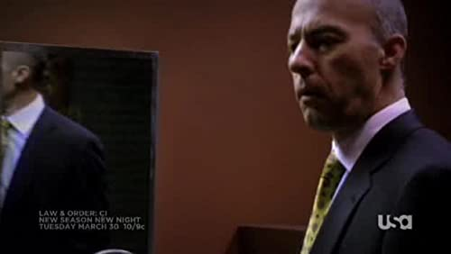 Law & Order: Criminal Intent: Goren