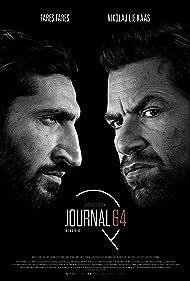 Fares Fares and Nikolaj Lie Kaas in Journal 64 (2018)