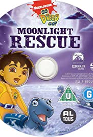 Diego's Moonlight Rescue Poster