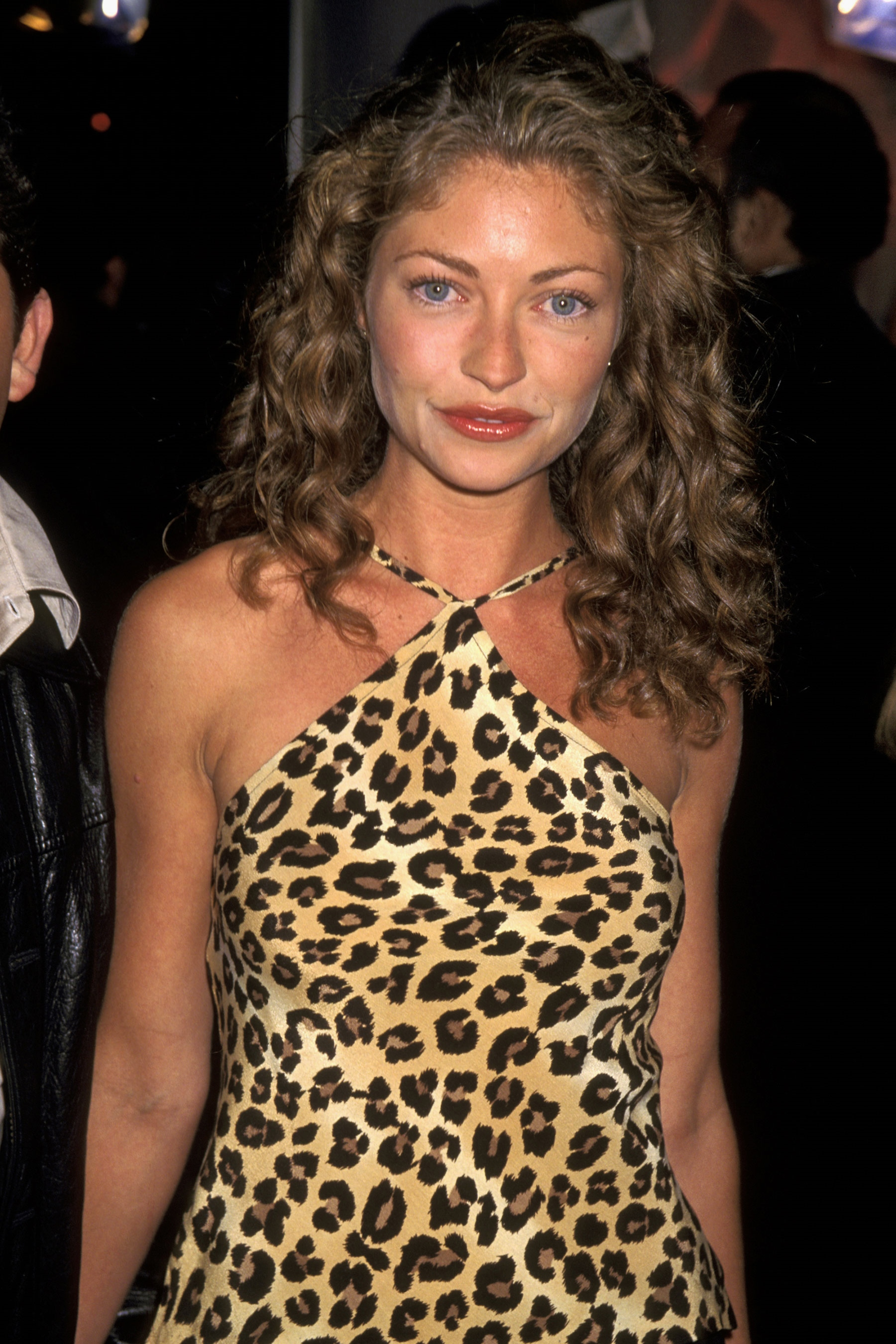 Rebecca Gayheart at an event for Austin Powers: International Man of Mystery (1997)