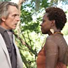 Jeremy Irons and Viola Davis in Beautiful Creatures (2013)