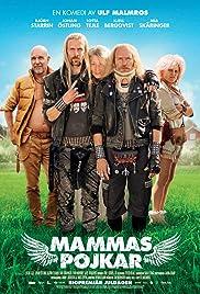 Mammas pojkar Poster