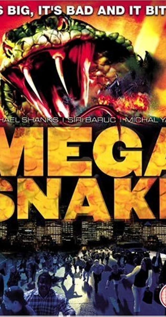 Mega Snake (TV Movie 2007) - IMDb