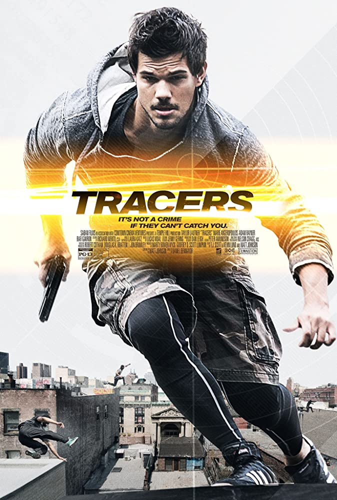 Poster film Tracers.