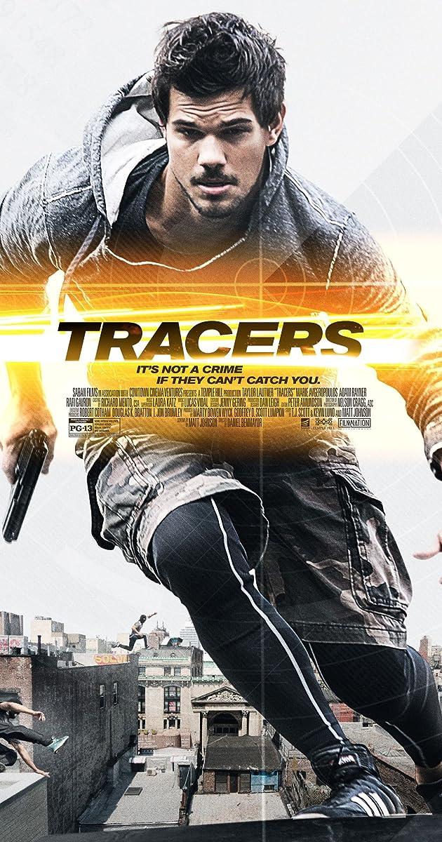 Tẩu Thoát - Tracers (2014)