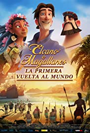 Elcano & Magallanes: First Trip Around the World Poster