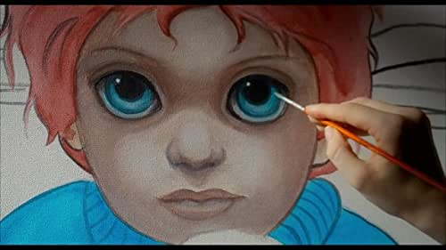 A drama centered on the awakening of the painter Margaret Keane, her phenomenal success in the 1950s, and the subsequent legal difficulties she had with her husband, who claimed credit for her works in the 1960s.