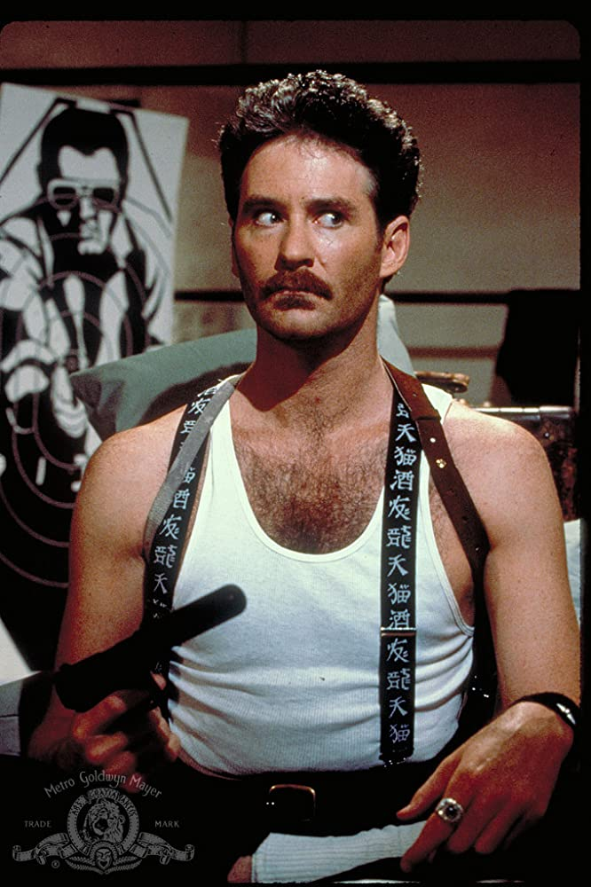Kevin Kline in A Fish Called Wanda (1988)
