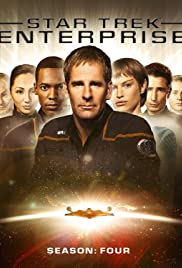 Before Her Time: Decommissioning Enterprise Poster