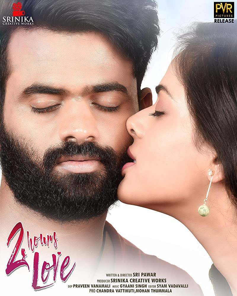 2 Hours Love 2019 Telugu Movie 720p HDRip 1.4GB ESub