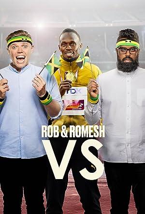 Where to stream Rob & Romesh Vs