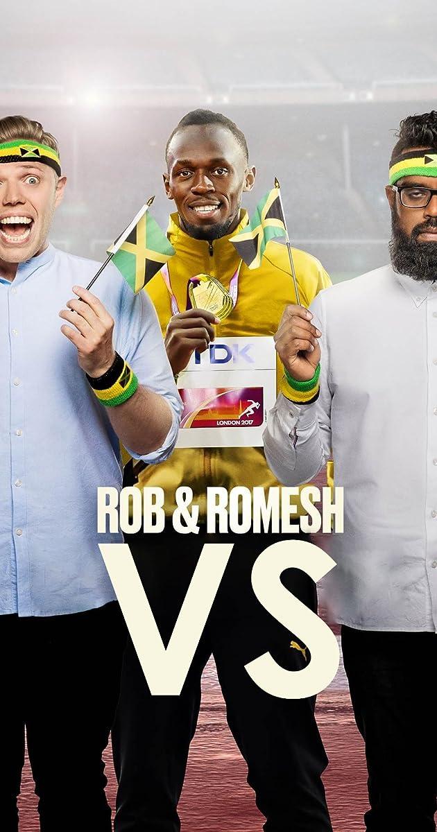 descarga gratis la Temporada 1 de Rob & Romesh Vs o transmite Capitulo episodios completos en HD 720p 1080p con torrent