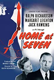 Murder on Monday (1952) Home at Seven 720p